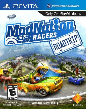 ModNation Racers: Roadtrip (PS Vita) Review 2