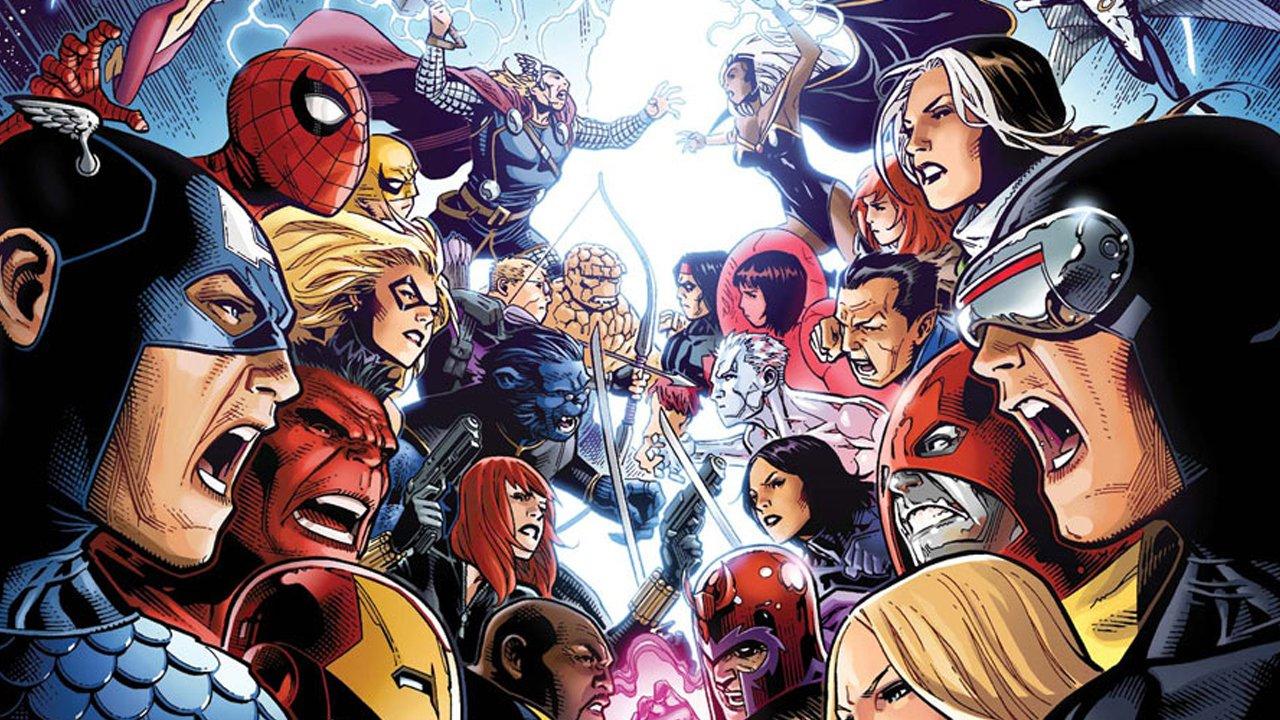 Avengers versus X-Men #1 Avengers Review 3