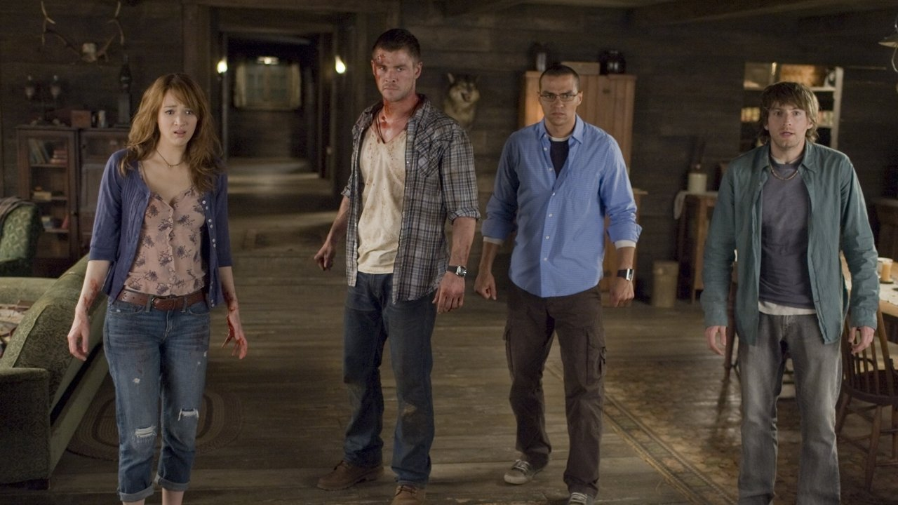 The Cabin in the Woods (2011) Review 4