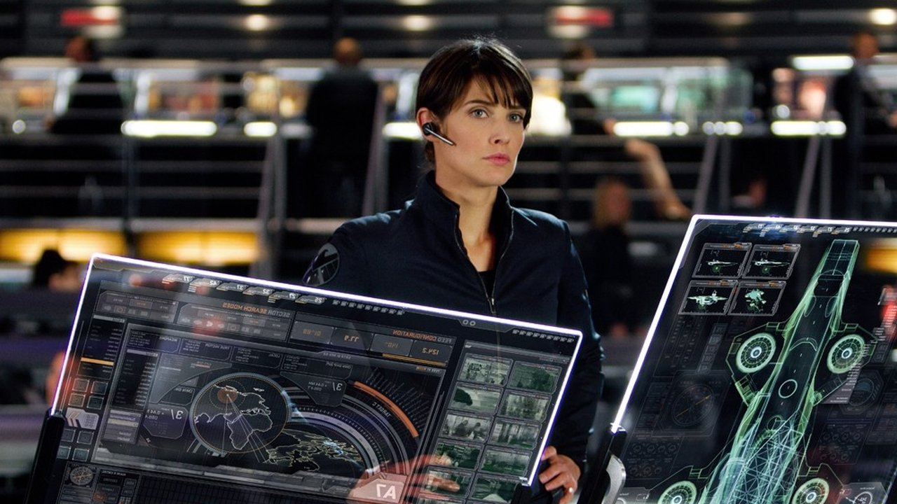 The Avengers Interview II: Cobie Smulders - 2012-05-02 18:24:35