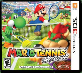 Mario Tennis Open (Wii) Review