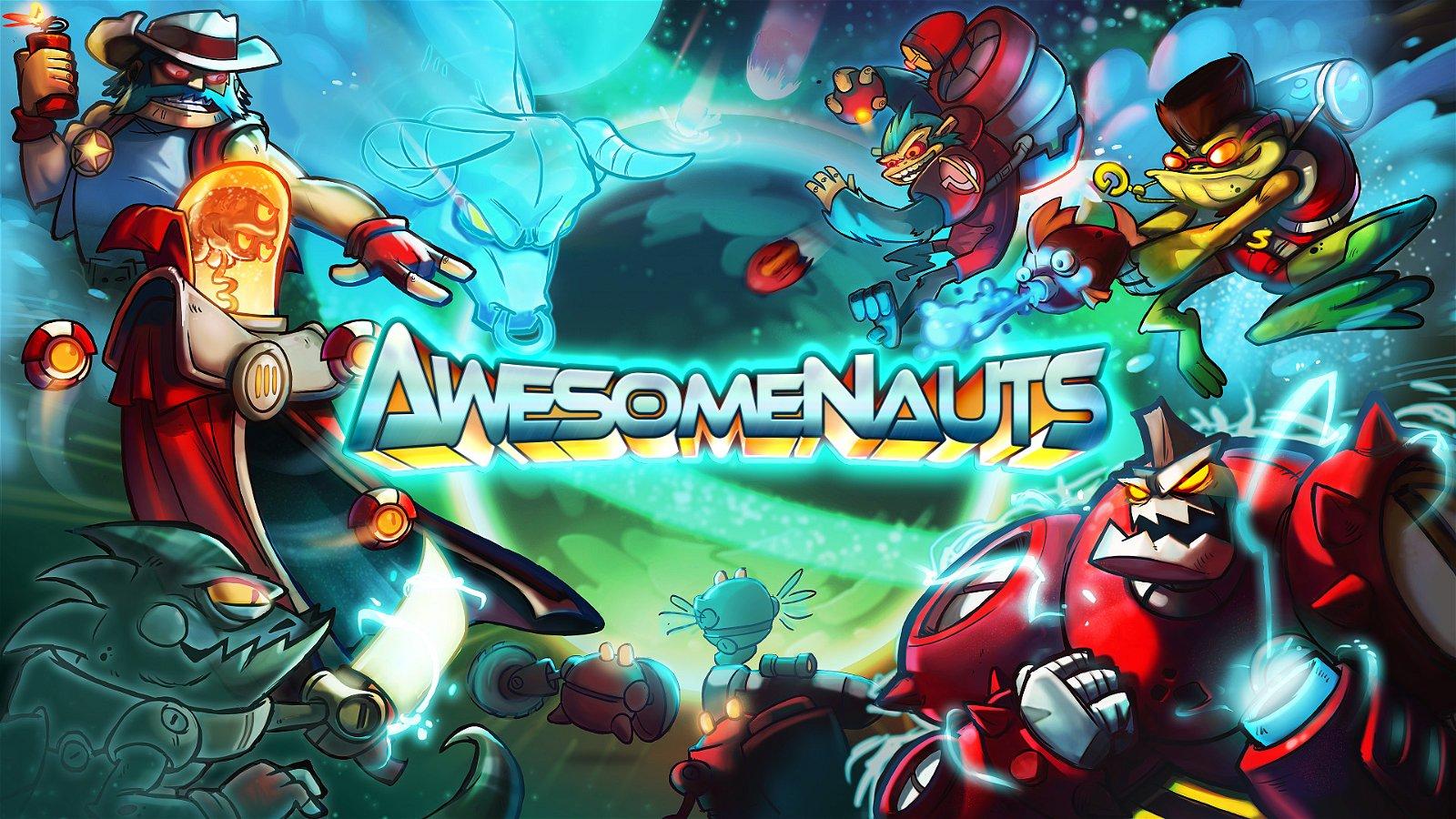 Awesomenauts (Xbox 360) Review 2