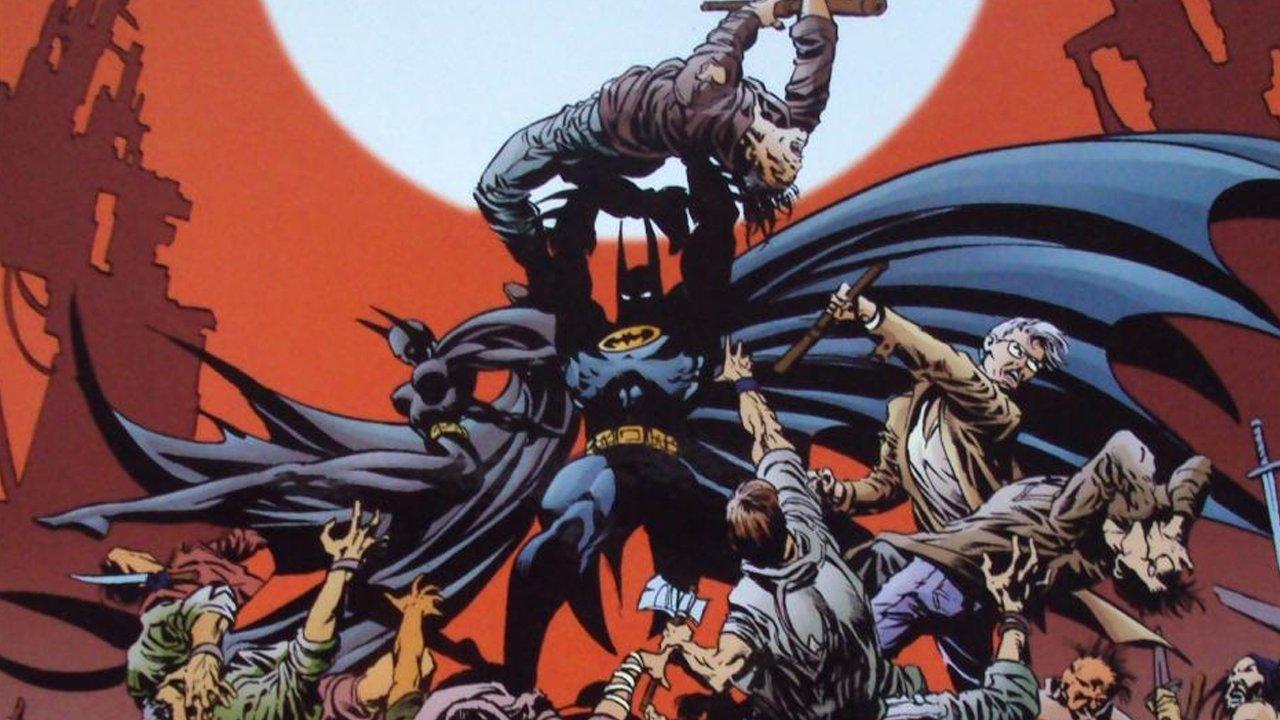 Batman: No Man's Land Volume 2 Review 3