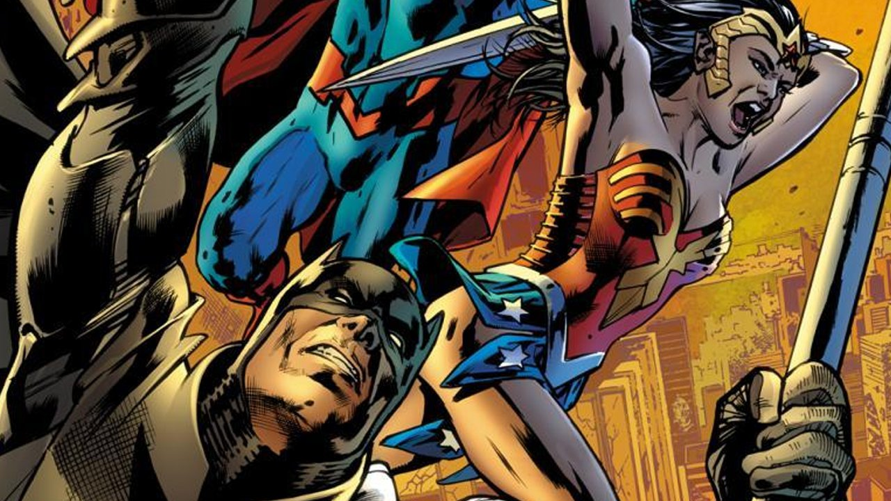 Earth 2 #1 Review