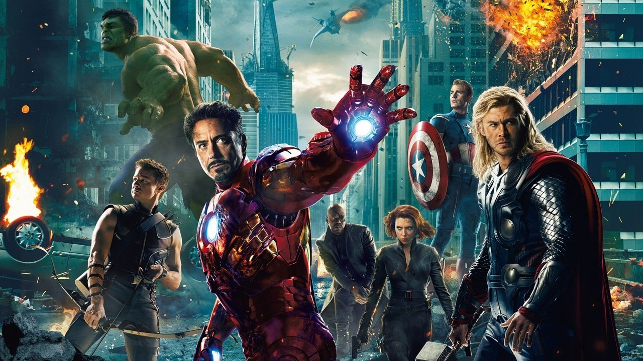 The Avengers (2012) Review 4