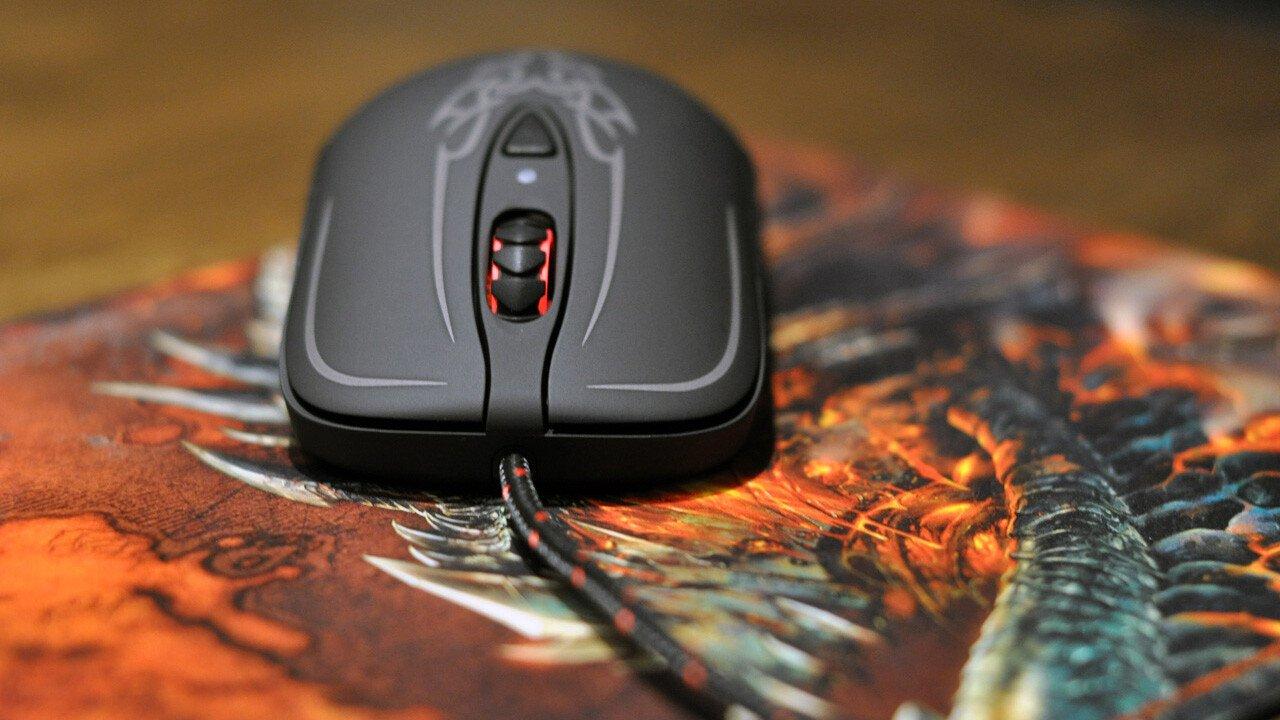 SteelSeries Diablo III Mouse Review 1