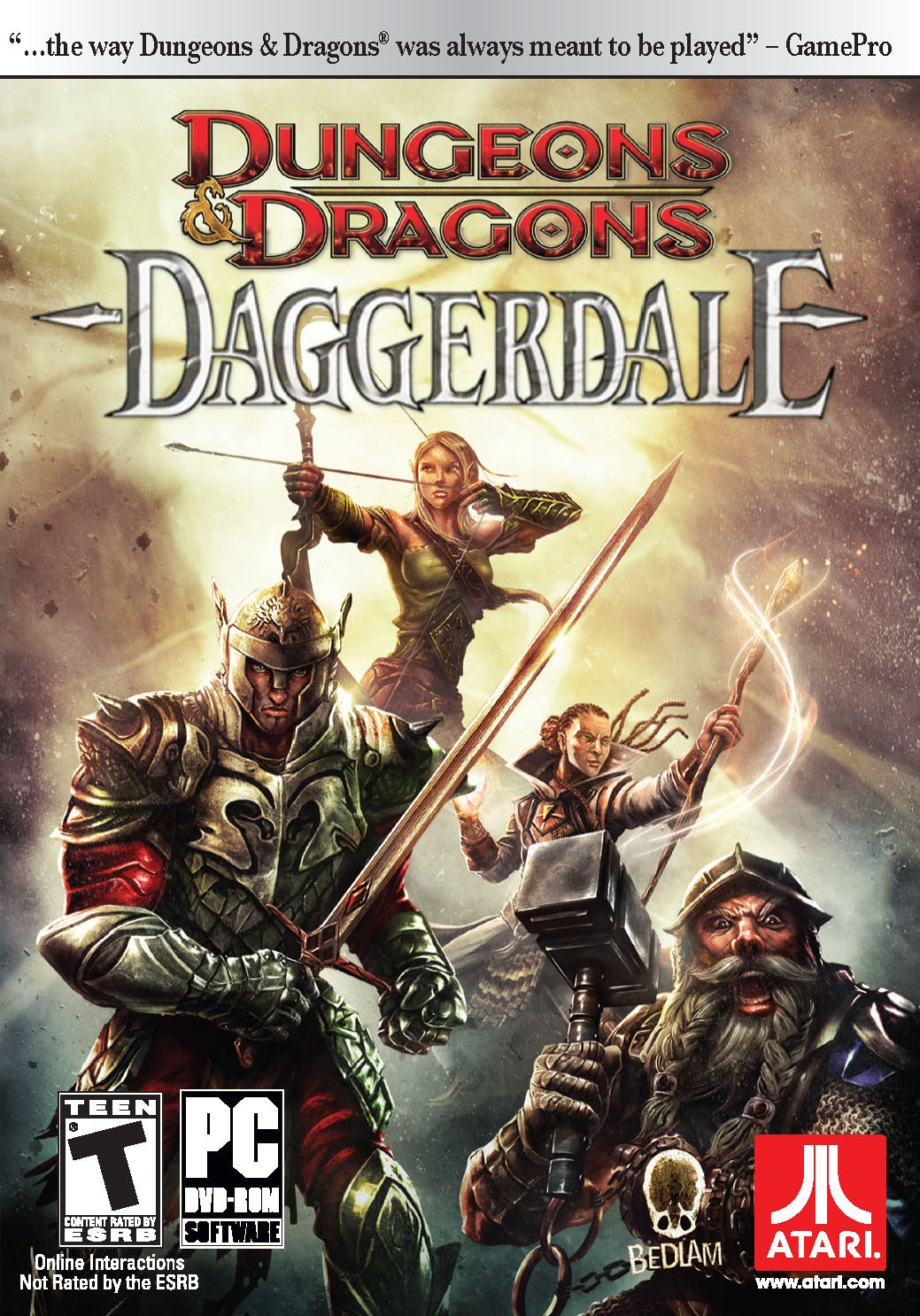 Dungeons & Dragons: Daggerdale (Xbox 360) Review 2