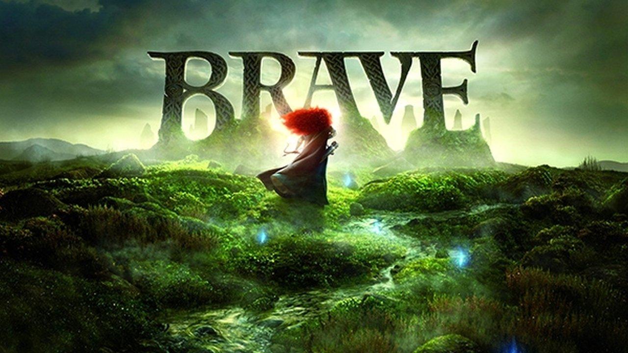 Brave Producers Mark Andrews and Katherine Sarafian 1