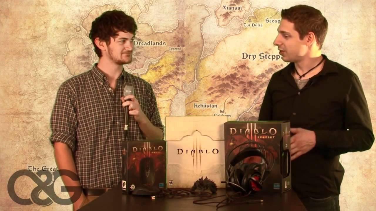 CGM Reviews Diablo 3