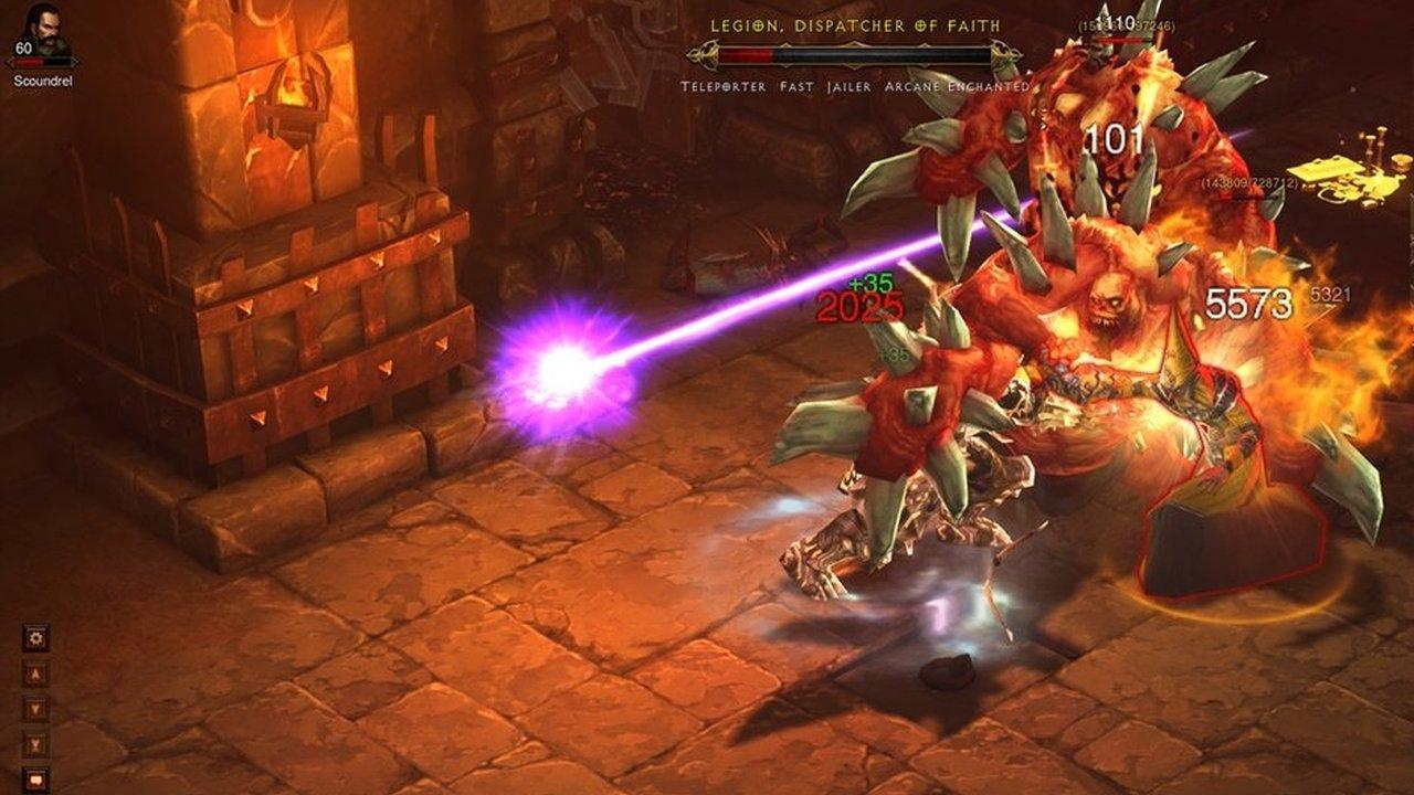 Diablo Players Shopping then Dropping