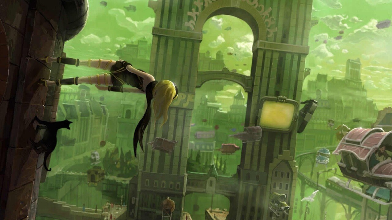 Gravity Rush and the Joy of Movement - 2012-07-26 00:00:00
