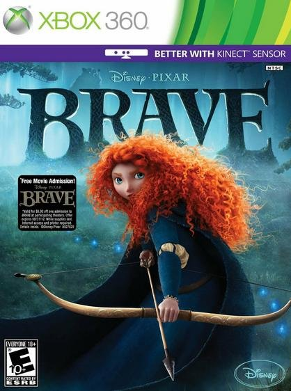 Brave (Xbox 360) Review 2