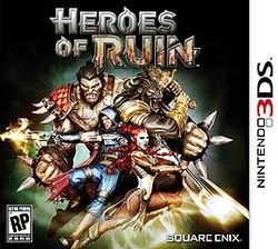 Heroes Of Ruin (3DS) Review 2