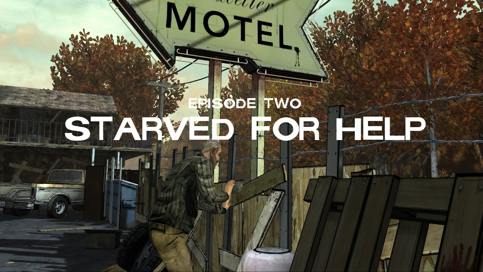 The Walking Dead: Starved For Help (PS3) Review 2