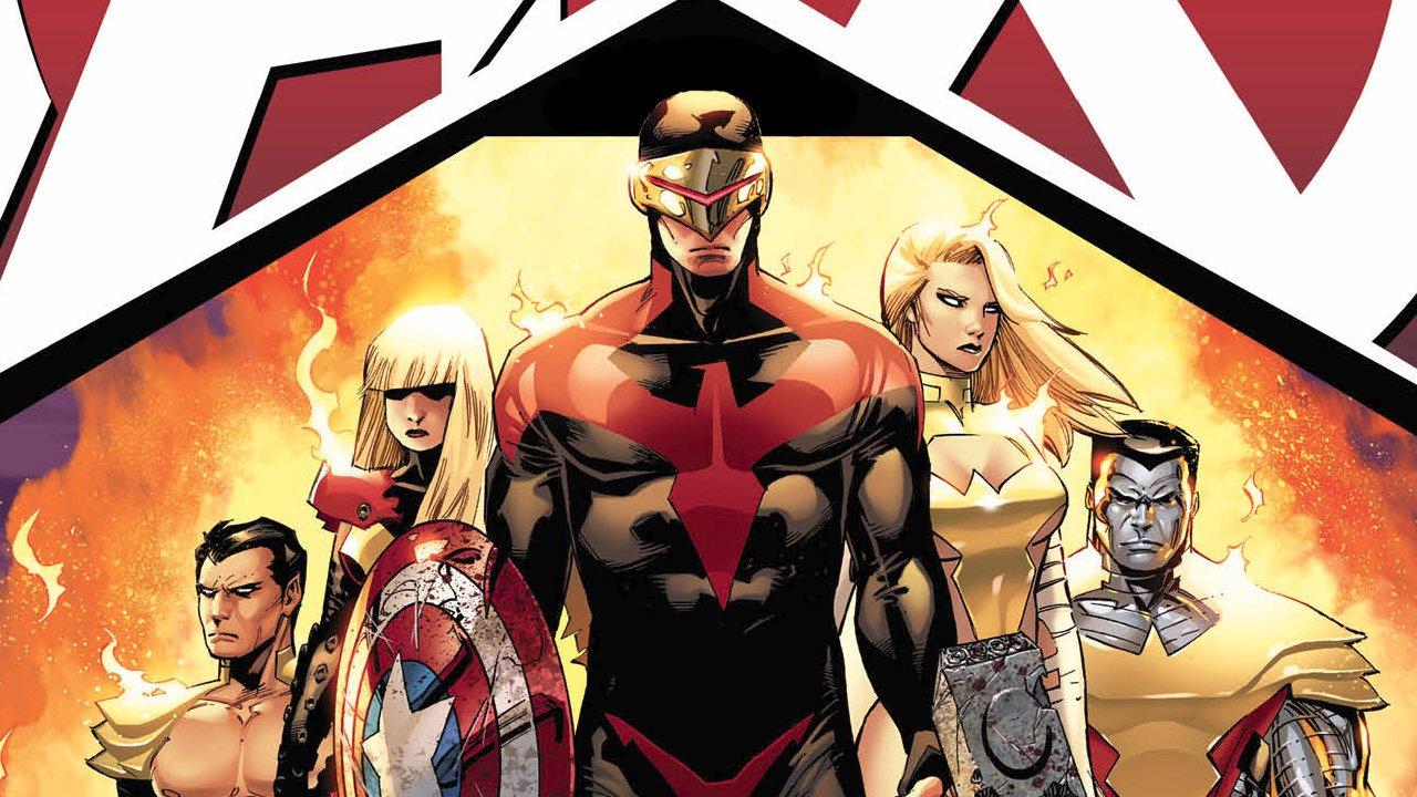 AVENGERS VERSUS X-MEN #8 Review 3