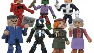 Review of Diamond Select's Marvel Minimates
