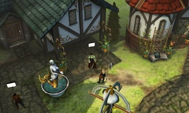 Heroes Of Ruin (3Ds) Review