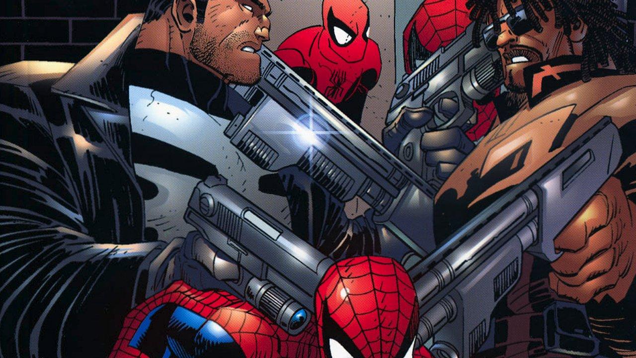 SPIDER-MAN: SPIDER-HUNT Review 3