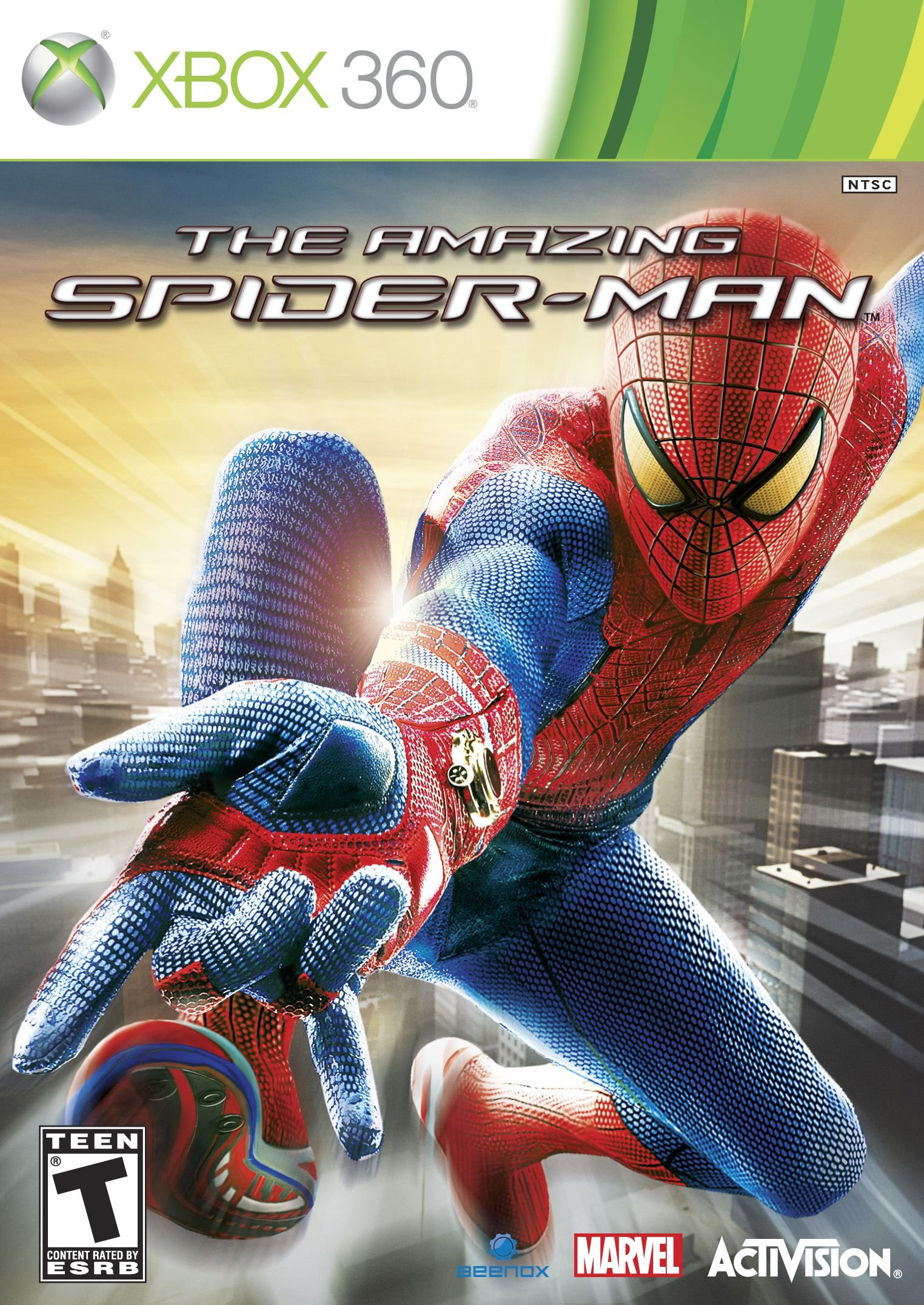 The Amazing Spider-Man (Xbox 360) Review 2