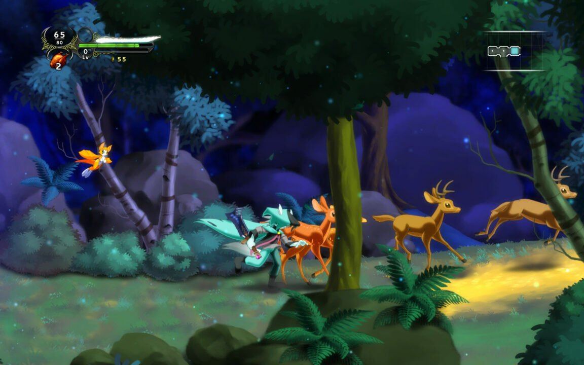 Dust: An Elysian Tail (Xbox 360) Review