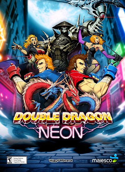 Double Dragon Neon (PS3) Review 11