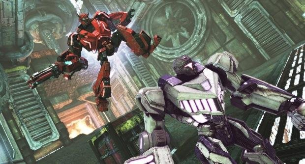 Transformers: Fall Of Cybertron (PS3) Review
