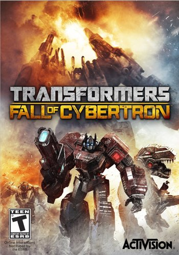 Transformers: Fall Of Cybertron (PS3) Review 2