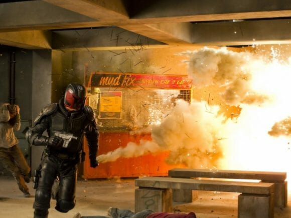 Dredd 3D (Movie) Review 2
