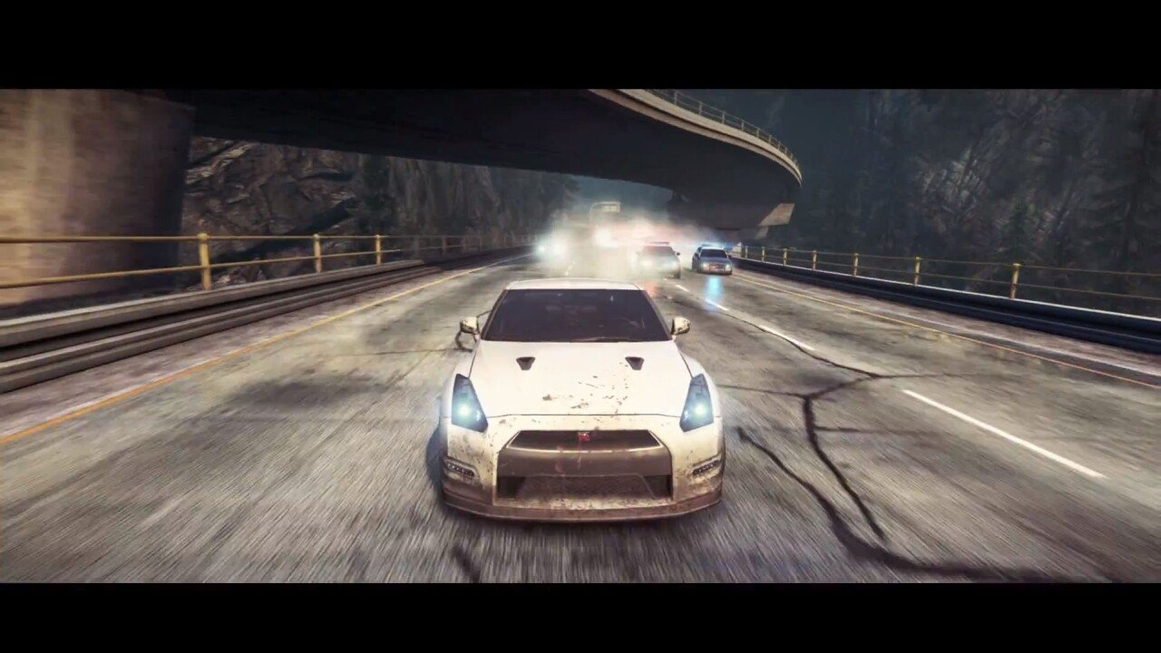 Need for Speed Most Wanted Trailer Excites - 2012-09-25 15:52:36