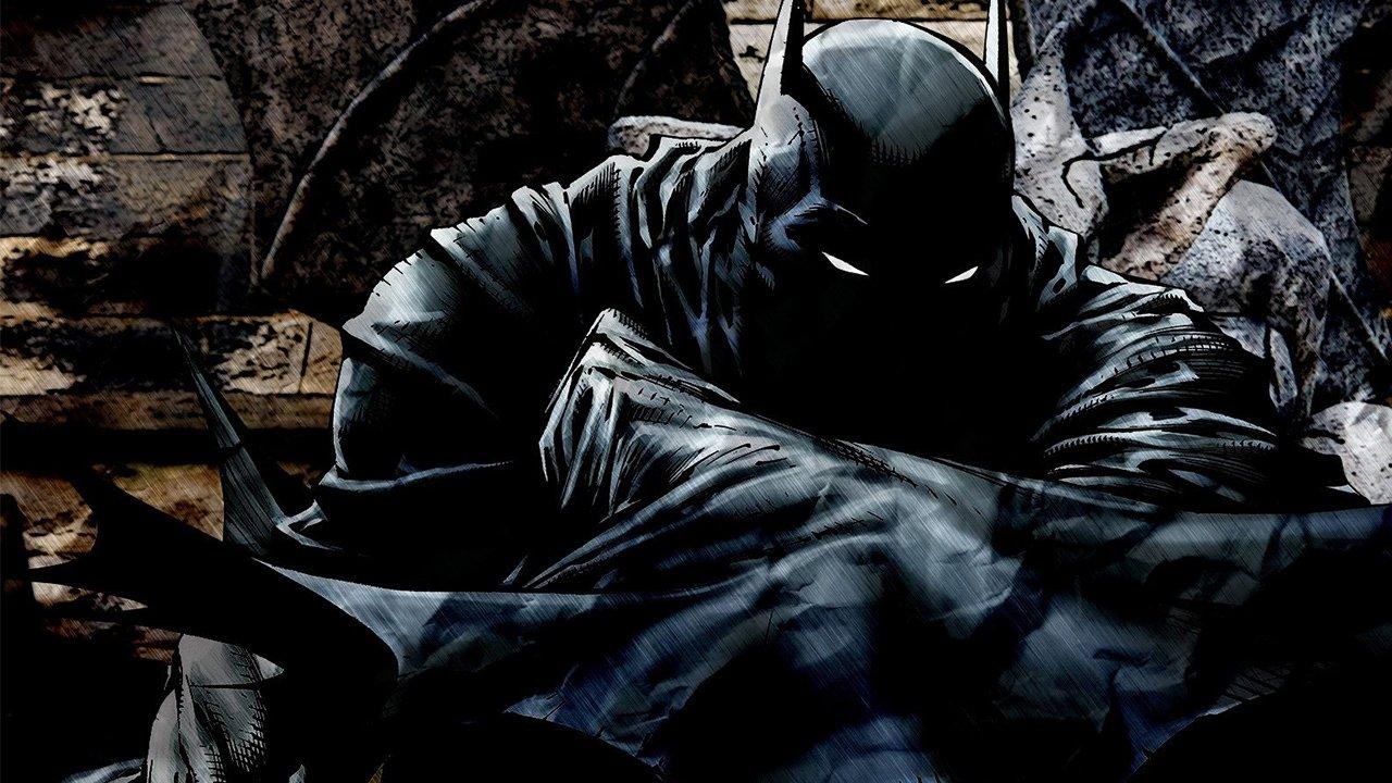Psychoanalyzing Batman