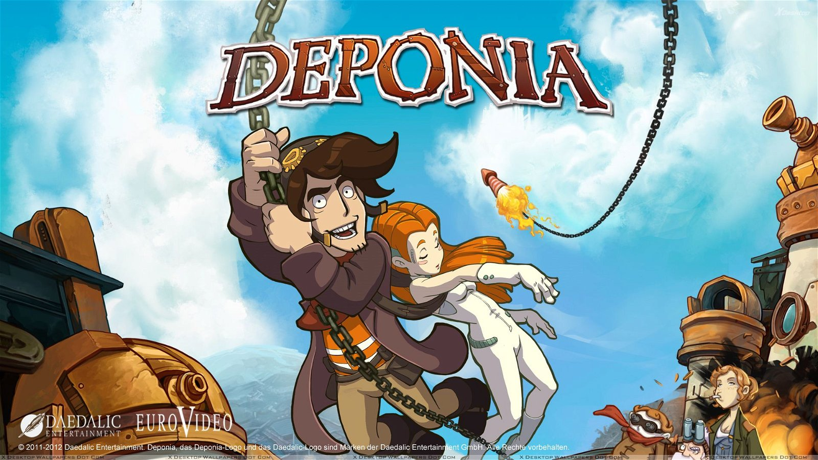 Deponia (PC) Review 2