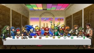 The Gaming Last Supper - 2012-09-24 13:45:35