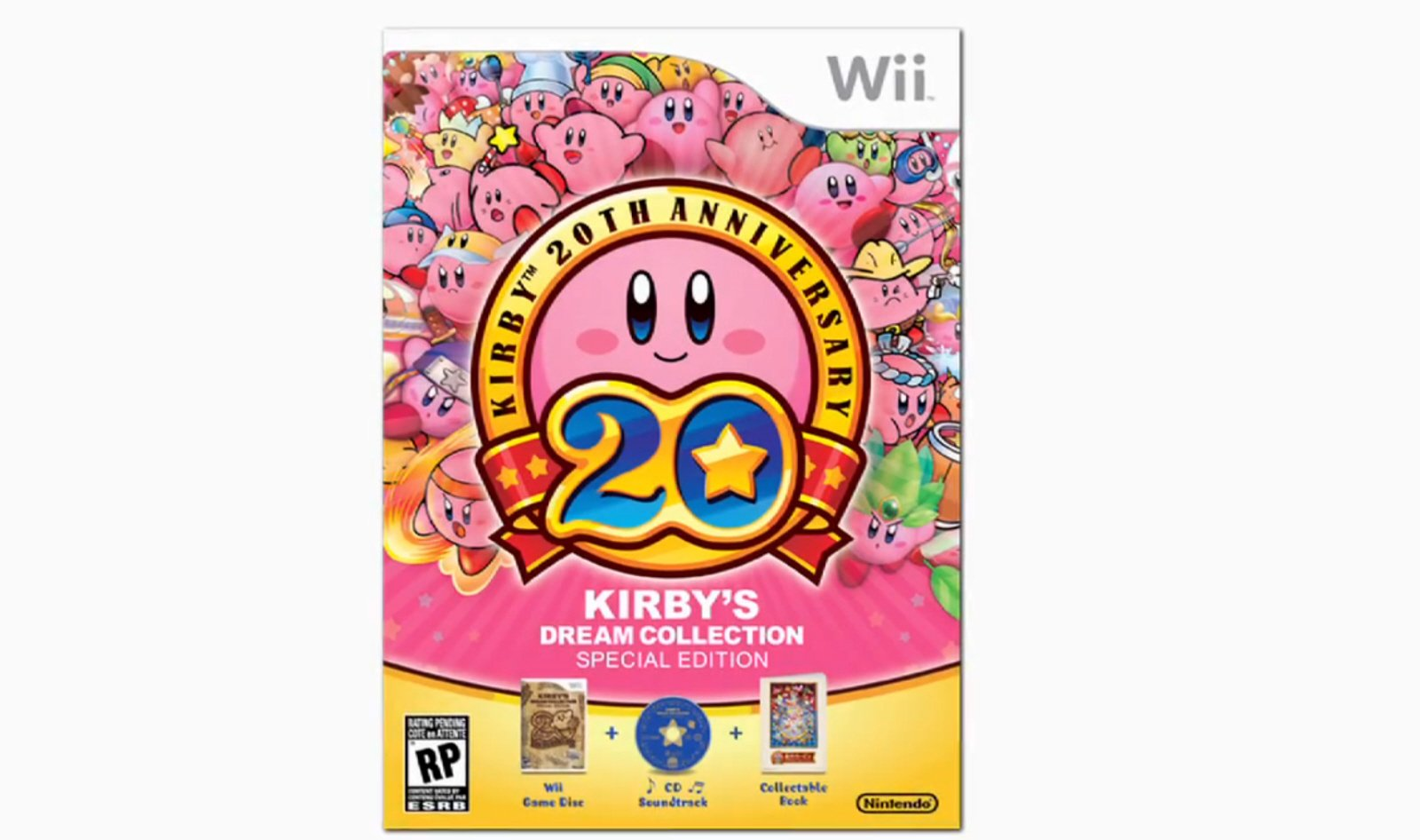 Kirby's Dream Collection (Wii) Review 2