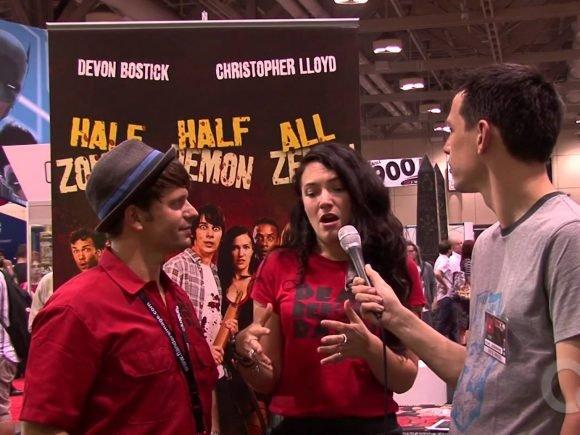 CGM Interviews: Dead Before Dawn 3D - 2015-02-01 16:03:02