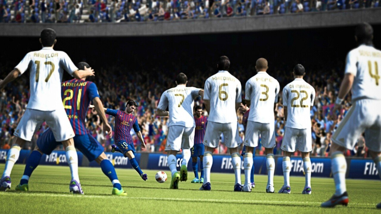 FIFA '13 Leaving Relationships in its Dust - 2012-10-18 17:58:12