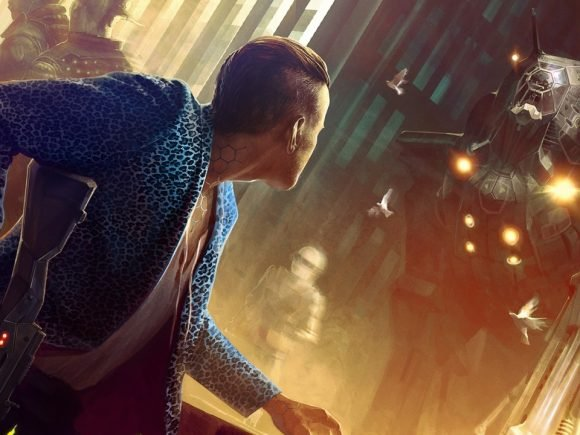 Witcher 2 Team Creating New Cyberpunk Title - 2012-10-18 19:06:43