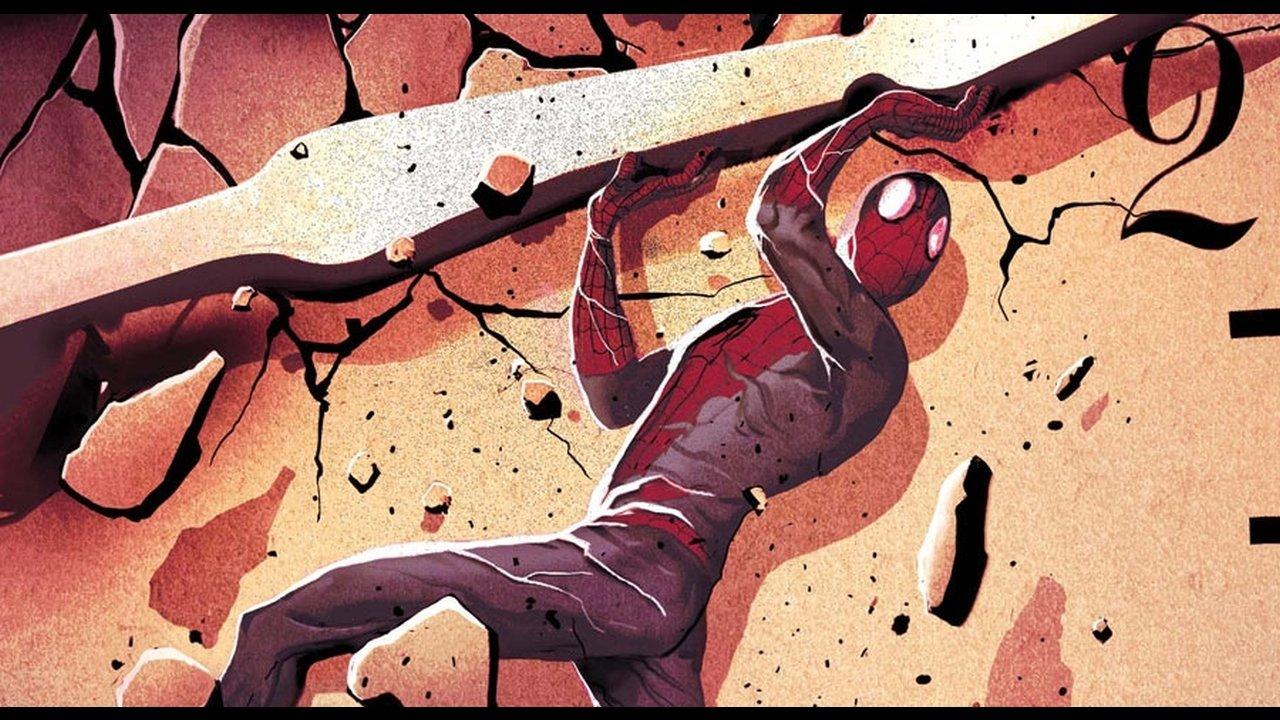 Why won't his Spider Sense tingle?