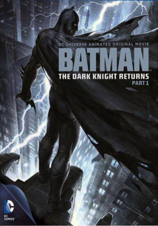 The Dark Knight Returns Part 1 (Movie) Review
