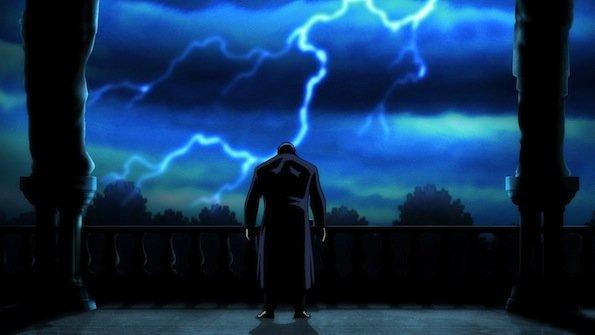 Batman: The Dark Knight Returns, Part 1 (2012) Review
