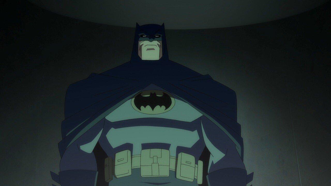 The Dark Knight Returns Part 1 (Movie) Review 2