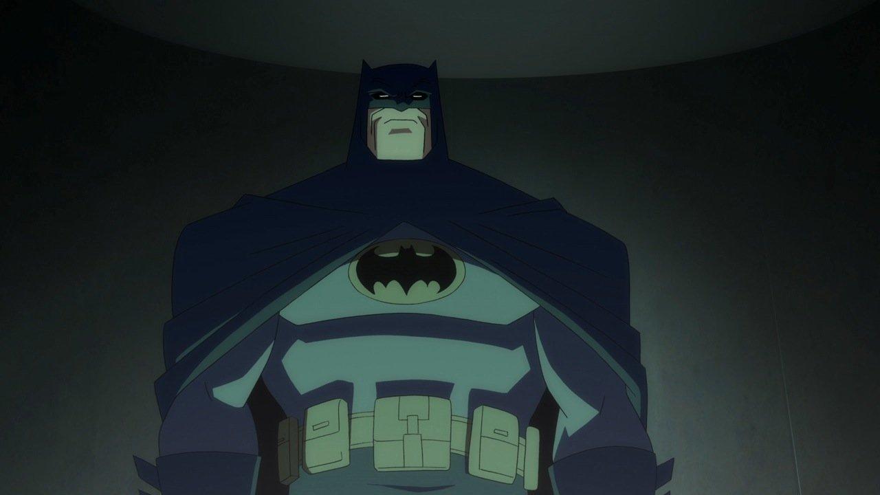 Batman: The Dark Knight Returns, Part 1 (2012) Review 4