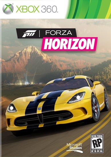 Forza Horizon (Xbox 360) Review 1