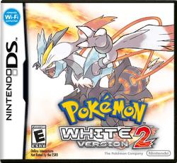 Pokemon Black/White Version 2 (DS) Review 2