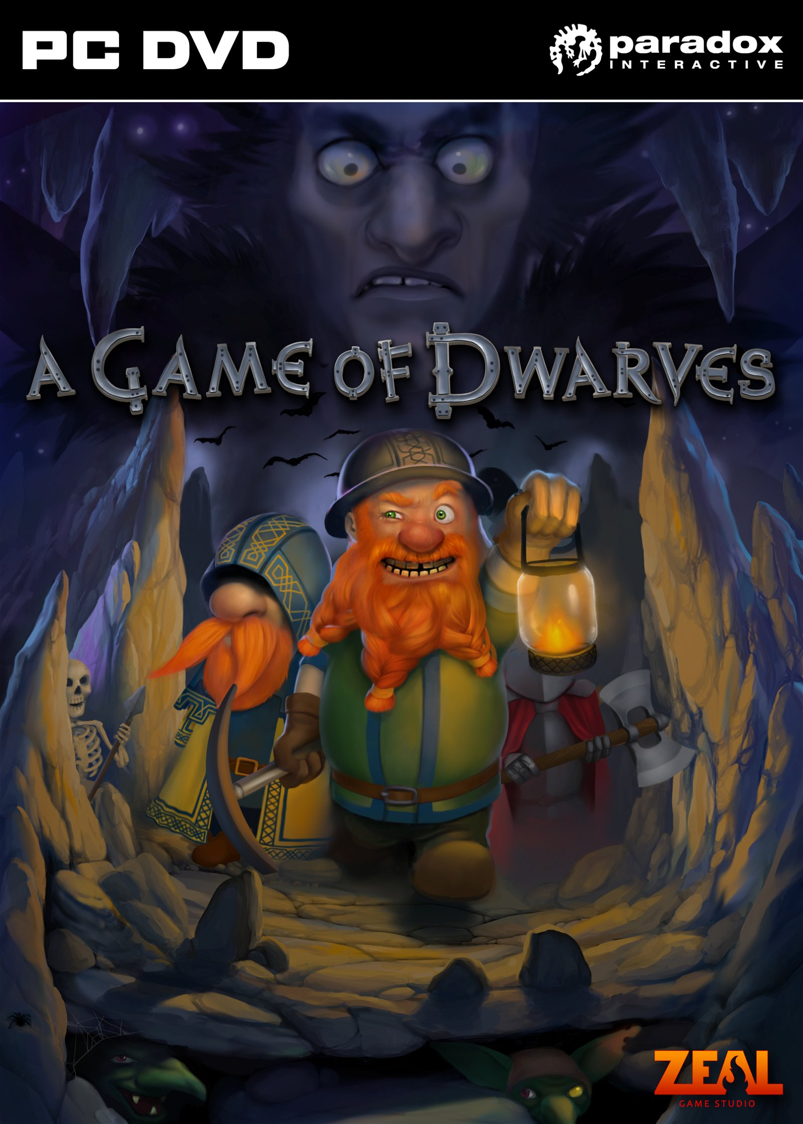 A Game of Dwarves (PC)  Review 2