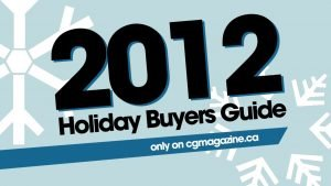 C&G's Holiday Buyers Guide - 2012-11-30 18:26:20