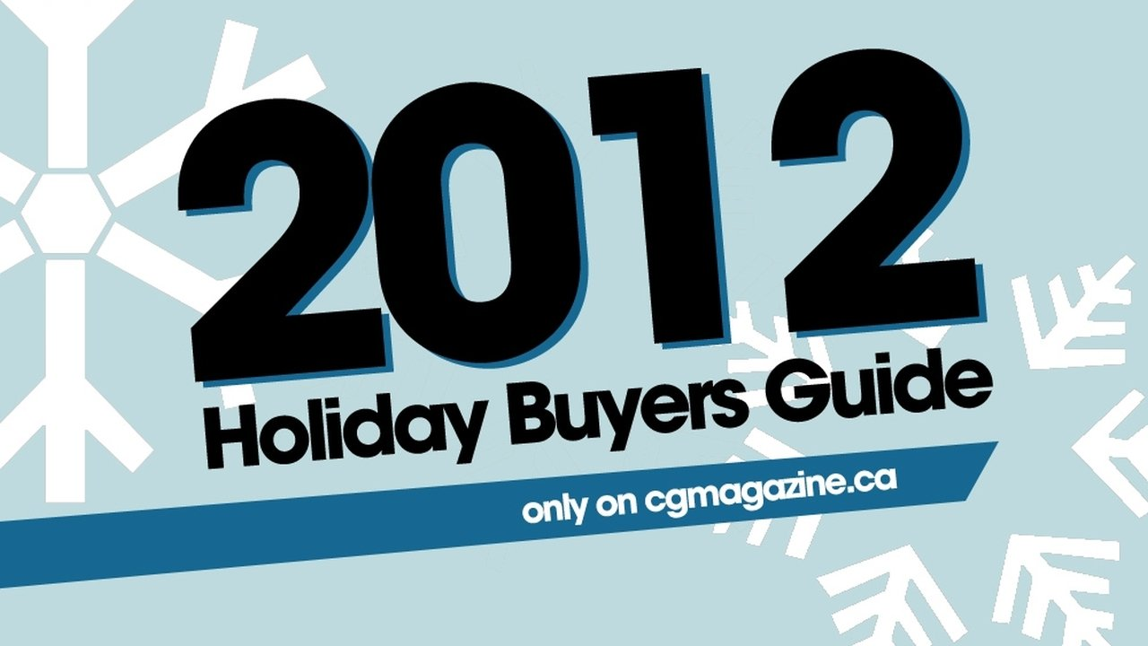 C&G's Holiday Buyers Guide 2012 3