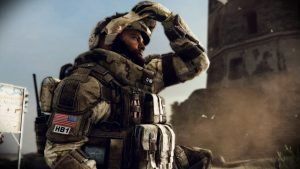 Medal of Honor: Warfighter Lands Real Marines In the Hot Seat