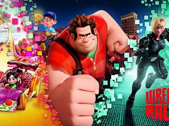 Wreck-it Ralph (Movie) Review 3