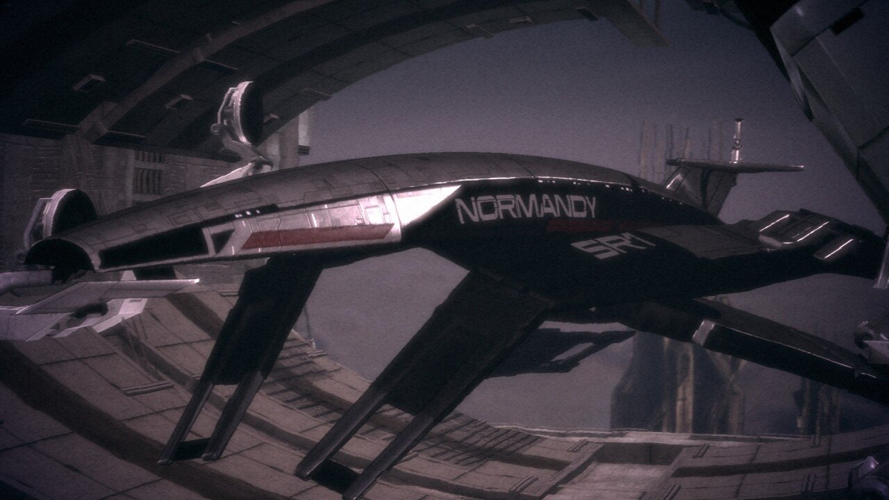 New Mass Effect Game in the Works - 2012-11-09 14:52:04
