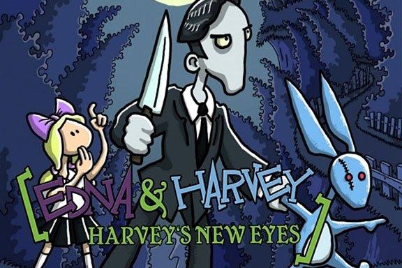 Edna & Harvey: Harvey's New Eyes (PC) Review 2